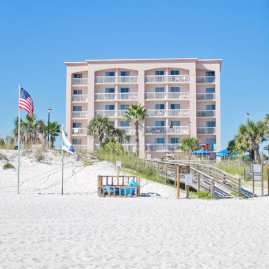 Holiday Inn Express Orange Beach AL Property